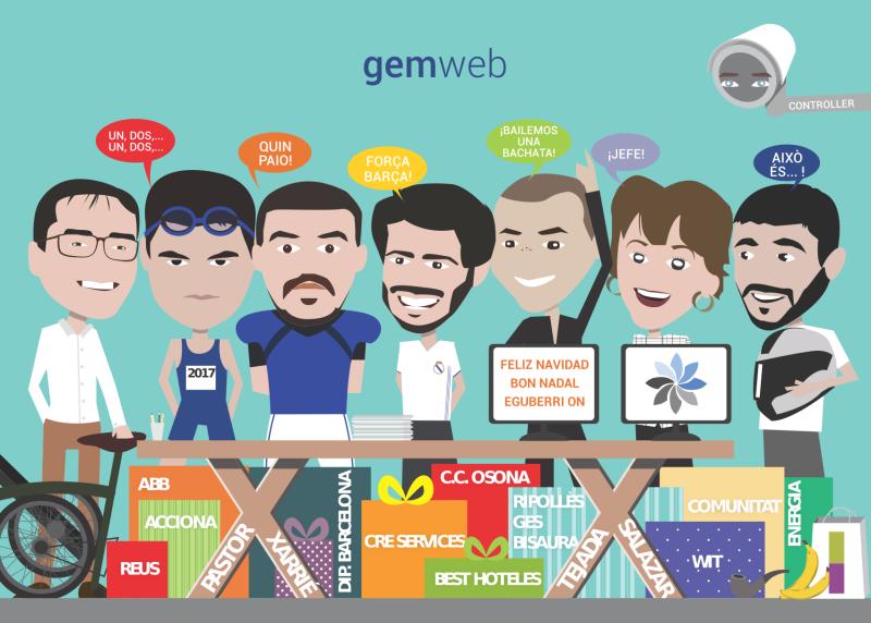 Equipo Gemweb